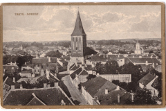 Tartu-Dorpat-hall